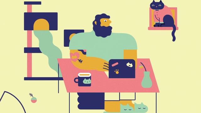 Mailchimp Creatives Illustrations