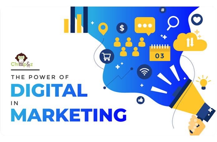 The Power of Digital in Marketing - Beginner Level - Chimp&z Blog