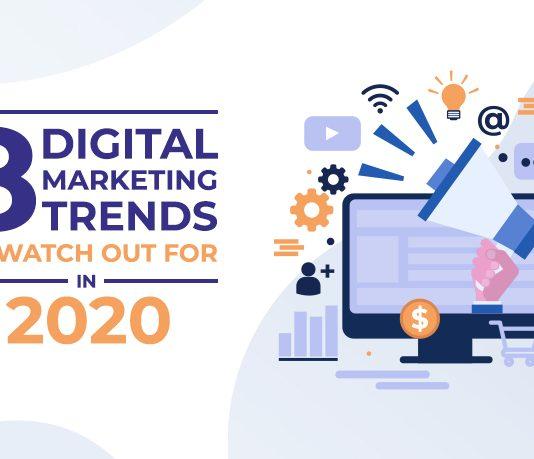 Digital Marketing Trends To watch in 2020
