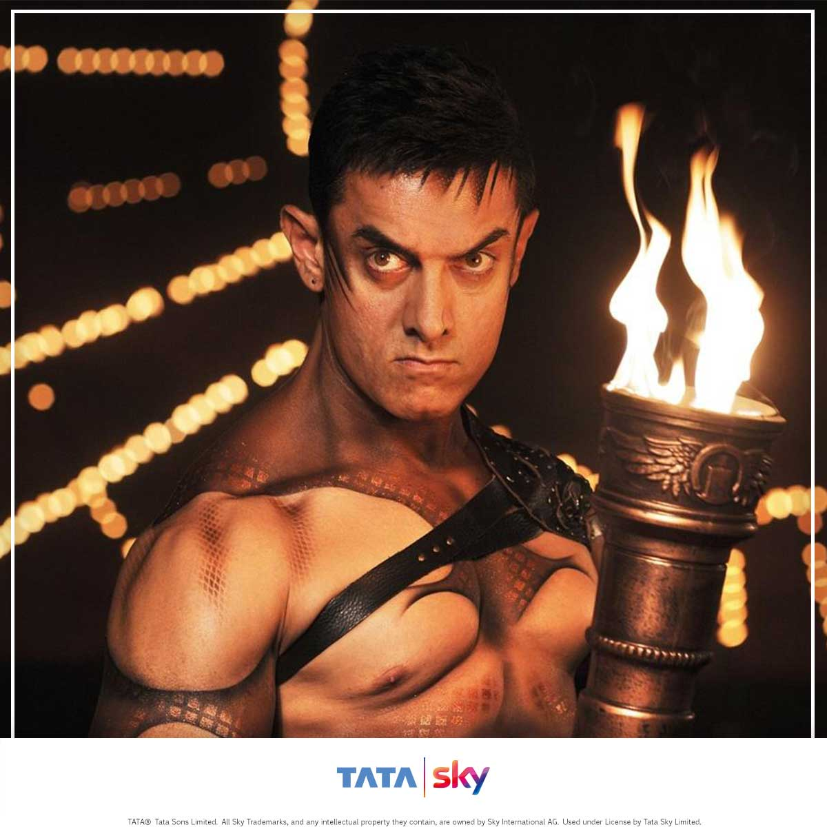 Tata Sky Blogbuster - Amir Khan film Dhoom 3
