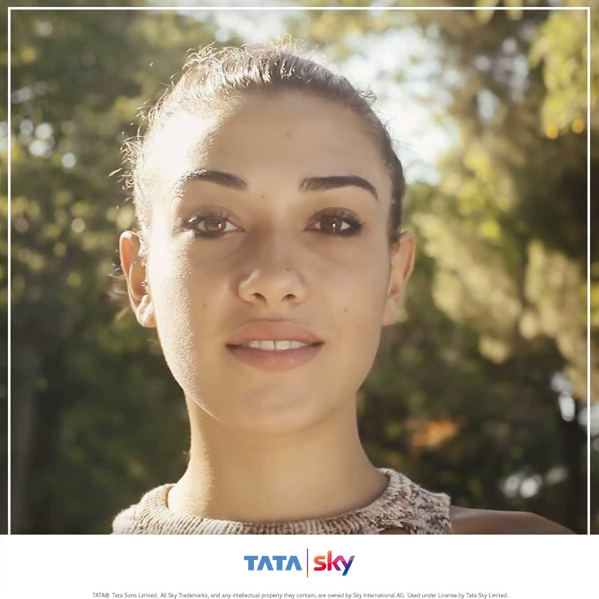 Tata Sky Blogbuster - Light Selfie