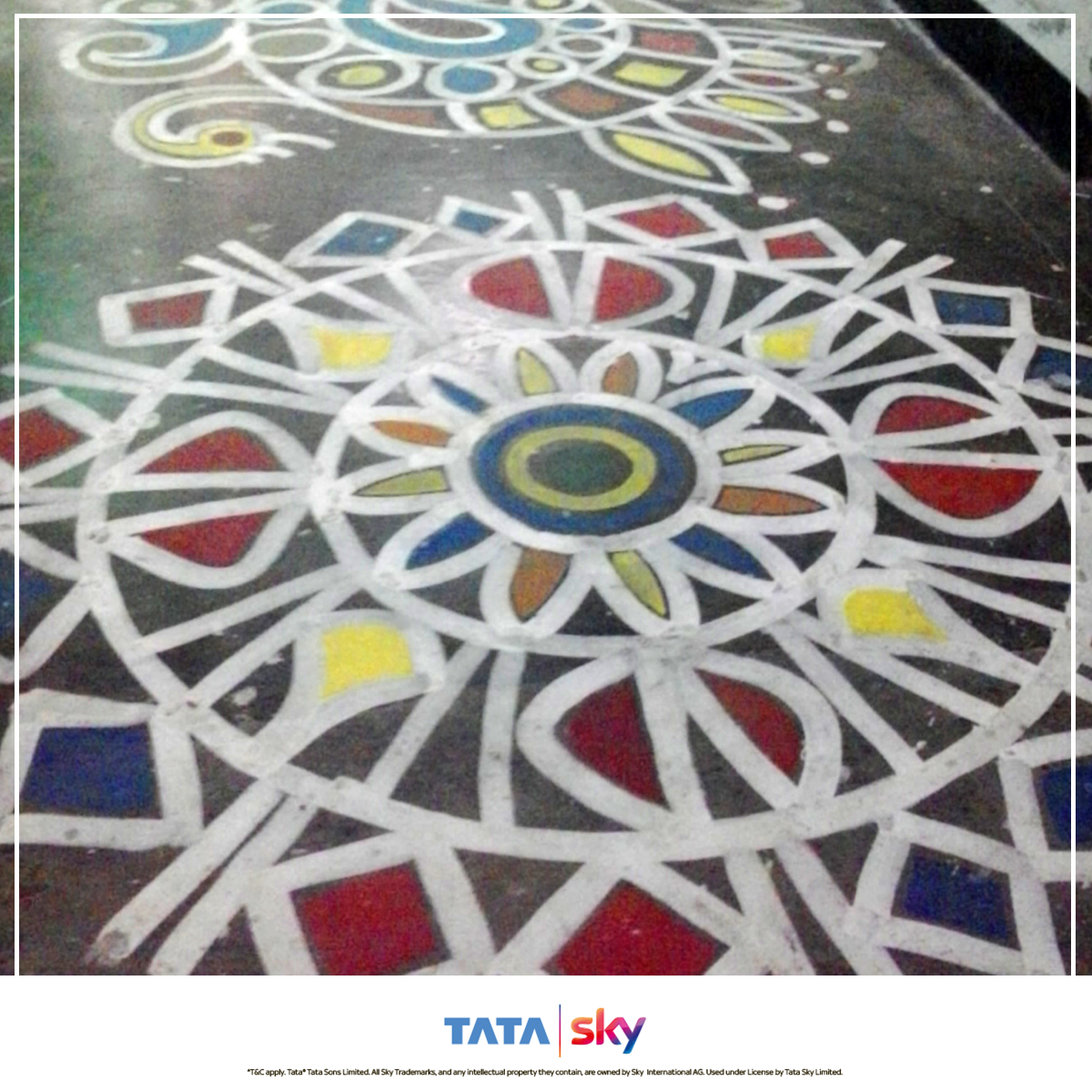 Tata Sky Blogbuster - Patings