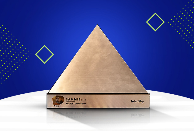 SAMMIE - 2018 - Tata Sky