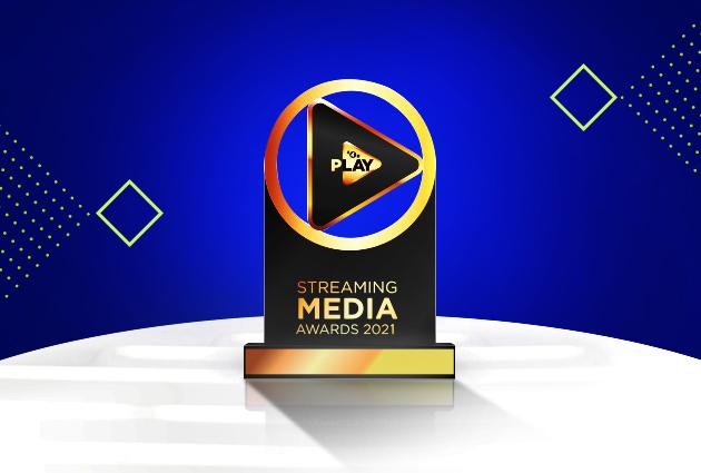 Silver at e4m PLAY Streaming Media Awards 2021 Tata Sky