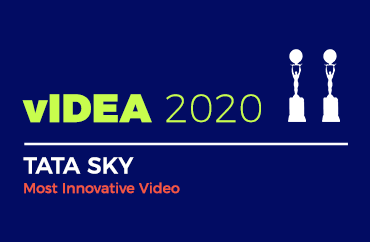 vIDEA 2020 Tata Sky Most Innovative Video