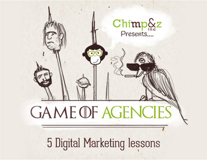 Blog- 5 Digital Marketing Lessons We Learnt From Game Of Agencies