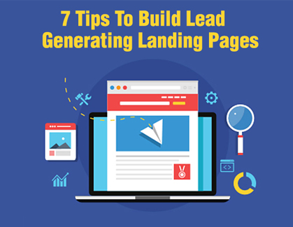 Blog- Lead Generating Landing Pages