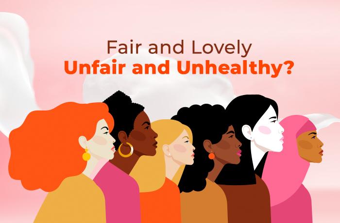 Fair & Lovely Backlash On Social Media!