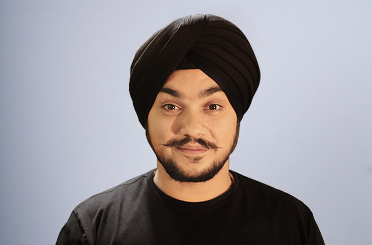 Angad Singh Manchanda - Co-Founder Chimp&z Inc