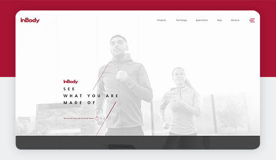 Website Design Inbody