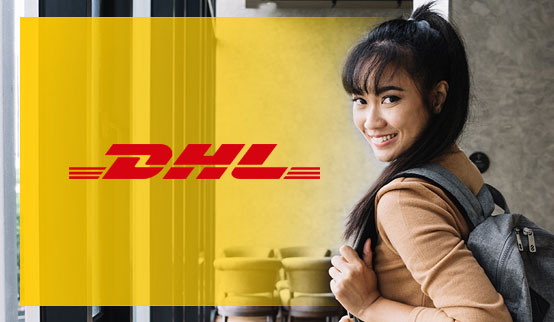 Student Express Campaign - DHL