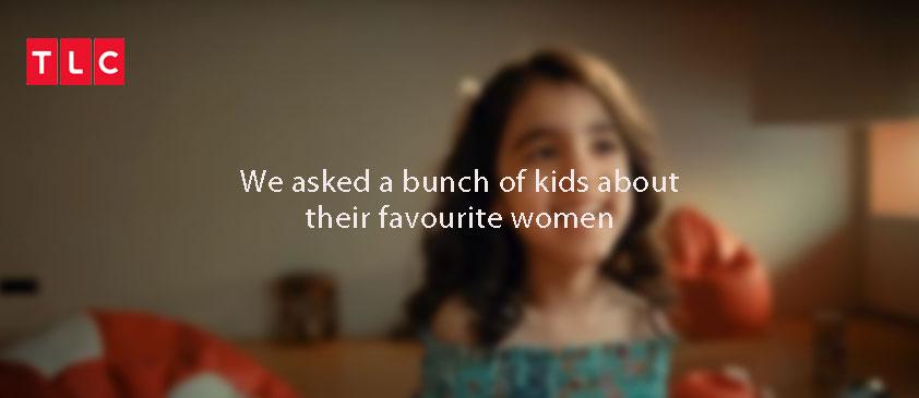 Video Campaign - Wonders of Women TLC India