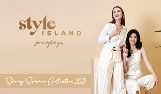 Spring Collection Launch Style Island