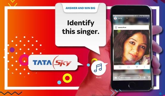Influencer Marketing - Talentainment Tata Sky
