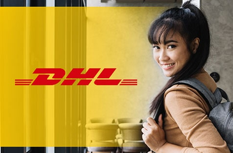 DHL - Student Express Campaign